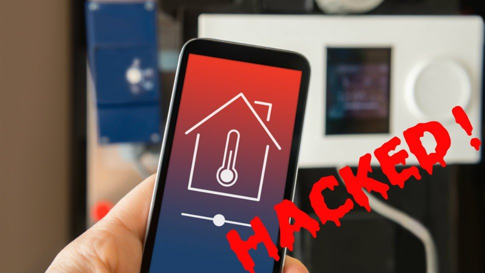 Smart-Appliance-Hacked